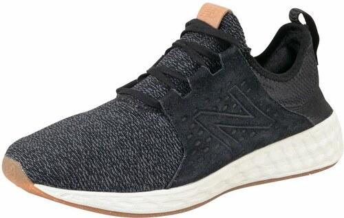 New Balance Běžecká obuv  Wmns Cruz  grafitová   černý melír - Glami.cz 17ff5e06a1