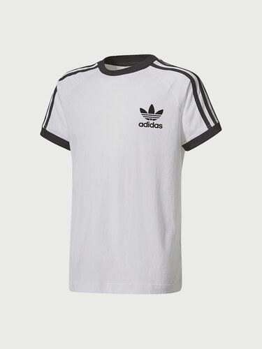 d04a6c3272 Tričko adidas Originals J TRF CLFRN TEE - Glami.cz