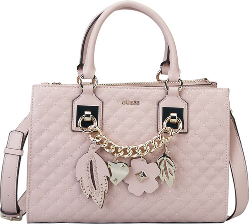 Satchel Sac Cabas Rose Stassie Guess Society RFPrFn1