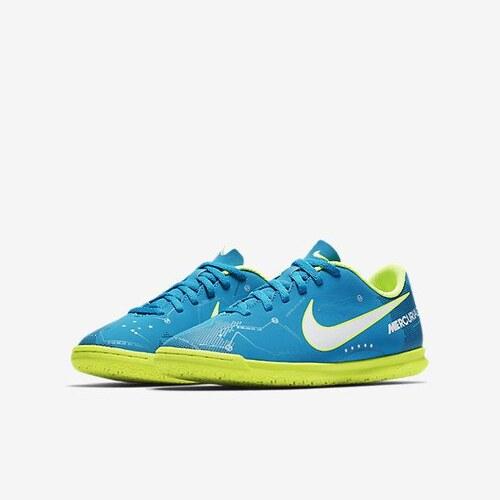 947765c2e61 NIKE2 Dětské sálovky Nike Mercurial Vortex III Neymar III 37.5 MODRÁ - ŽLUTÁ