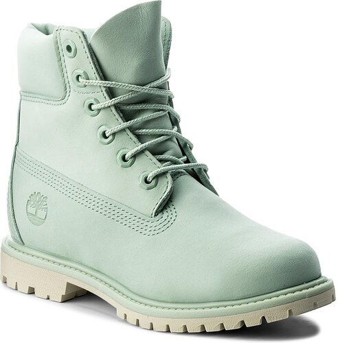 Outdoorová obuv TIMBERLAND - 6In Premium Boot W A1BJ9 Silt Green ... 2872a3286bf