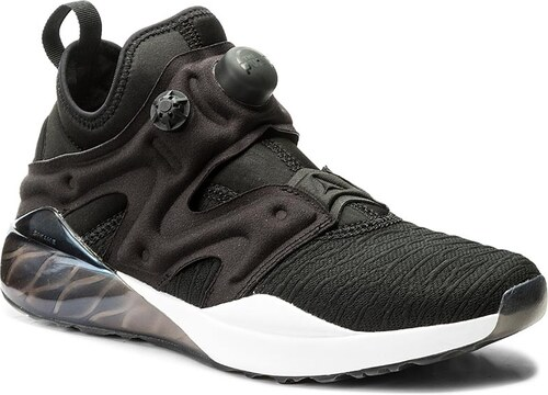 Boty Reebok - The Pump Izarre BS5931 Black Oil Slick White Vlt ... f8a7f5aed8