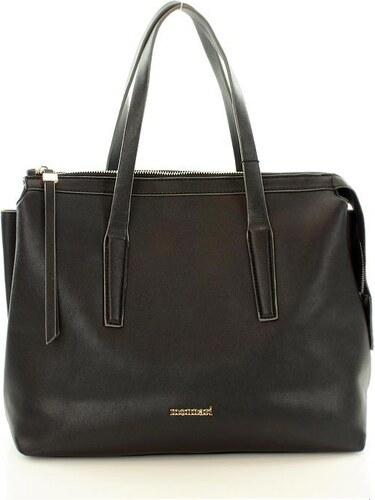 Čierná nadčasová kabelka MONNARI - 8930a odtiene farieb  čierna ... 8e3c34a10d5