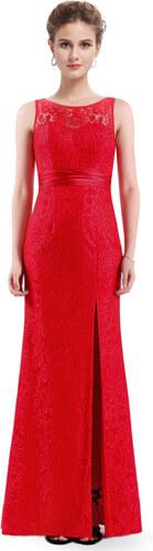 2f02beda6fde Ever Pretty plesové šaty červené 8949 - Glami.cz