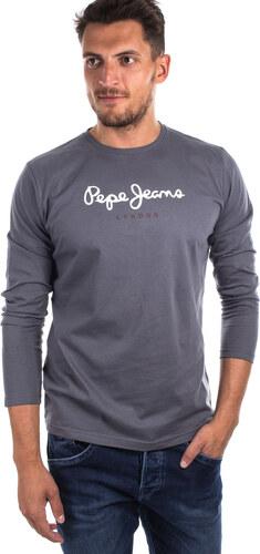 Pánské tričko Pepe Jeans EGGO LONG L - Glami.cz ef2c35eb10