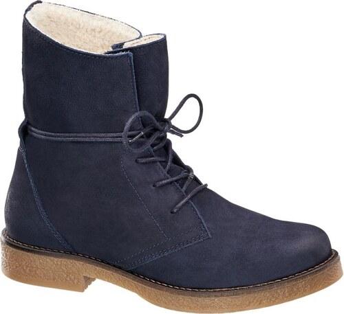 5th Avenue Zimná obuv na šnurovanie - Glami.sk c3ca5a9d8a6