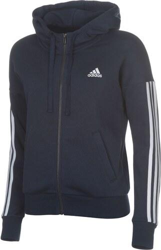 Adidas 3S FZ Hood Lds 74 - Glami.cz 0091c11f179