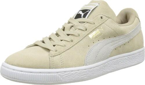 Classic Basses White Femme Sneakers 39 Safari Beige Puma Suede PRHBZwZ
