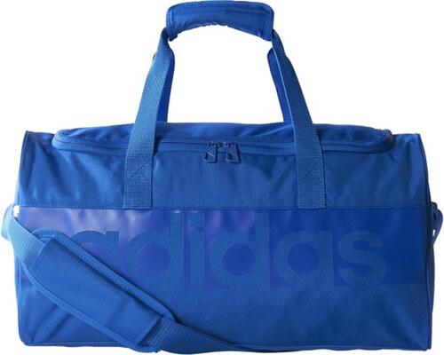 202876a4f adidas PERFORMANCE Modrá športová taška ADIDAS Tiro Lin Tb S - Glami.sk