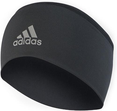 adidas PERFORMANCE Dámská černá čelenka ADIDAS Wide - Glami.cz 562f86b87d