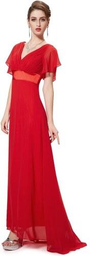 58d82cd386d1 Ever Pretty plesové šaty červené 9890 - Glami.cz