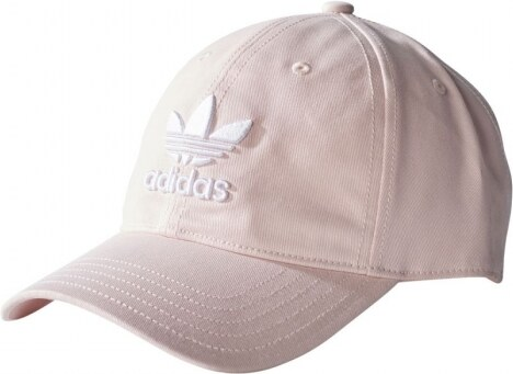 Kšiltovka adidas Originals TREFOIL CAP (Růžová   Bílá) - Glami.cz ad1adfea2d