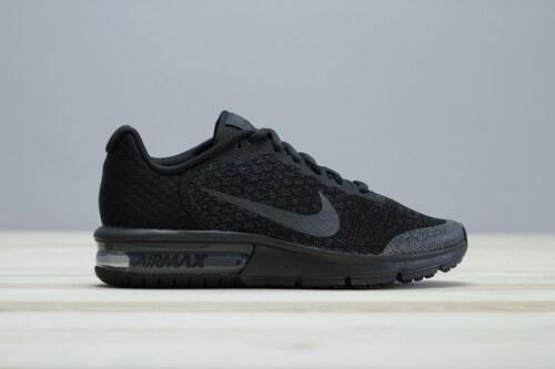 Dětské Tenisky Nike AIR MAX SEQUENT 2 (GS) BLACK BLACK-ANTHRACITE ... d9eaa495cc6