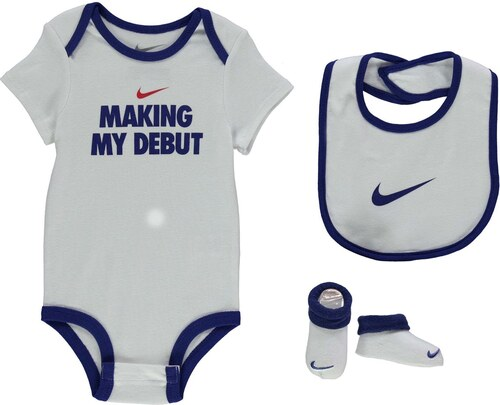 38e48d34aedee Nike Debut 3 Piece Set Babies - Glami.sk