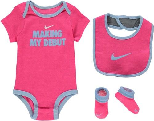 1129e30dc42b4 Detské oblečenie Nike Debut 3 Piece Set Babies - Glami.sk