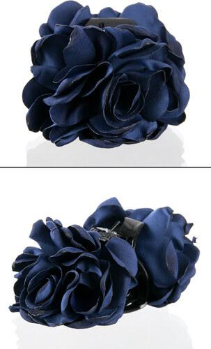 Fashion Icon Skřipec do vlasů kytka textilní růže - Glami.cz fdc2b2ffaf
