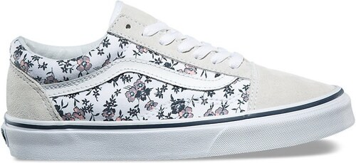 Vans Vans Old Skool (Ditsy Bloom) true white - Glami.cz 83595c0ef3