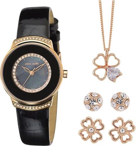 Pierre Cardin Sada hodinek a šperků 20164113 - Glami.cz cbb53ba351