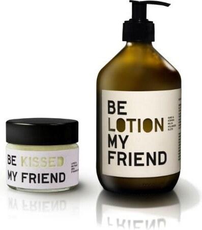 b856a812a5 BE  ...  MY FRIEND Kozmetická sada – Be lotion   kissed my friend ...