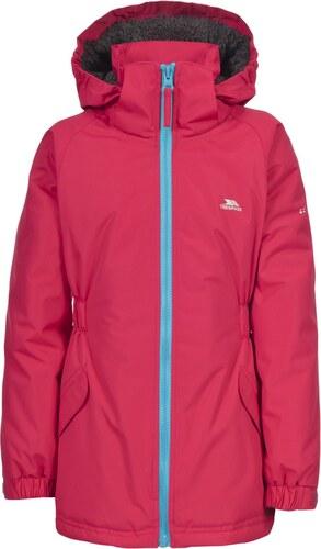 Trespass Dievčenské nepremokavá bunda Wonder - ružová - Glami.sk 12b744c2038