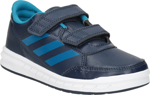 Adidas Modré detské tenisky - Glami.sk 18136f647d4