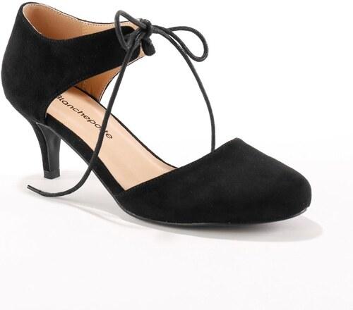 Blancheporte Dámská obuv na zavázání 83be4fb4e1
