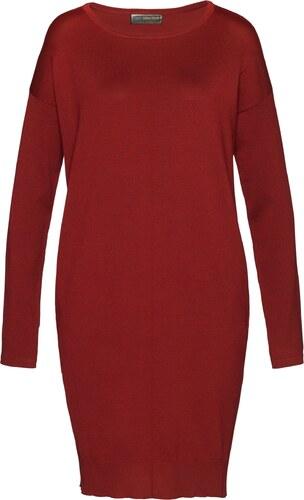 Bpc selection bonprix robe d 39 t robe en maille rouge - Bonprix schwangerschaftsmode ...