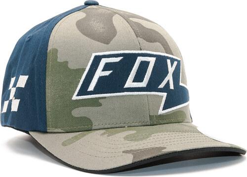 Kšiltovka FOX AMP Flexfit Camo - Glami.cz dafde4612a