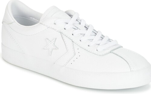 Converse Rövid szárú edzőcipők BREAKPOINT FOUNDATIONAL LEATHER OX  WHITE WHITE WHITE Converse b2205c8eab