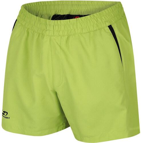 HANNAH Toba Pánské šortky 116HH0007LK04 Lime punch L - Glami.cz 4daf134a88