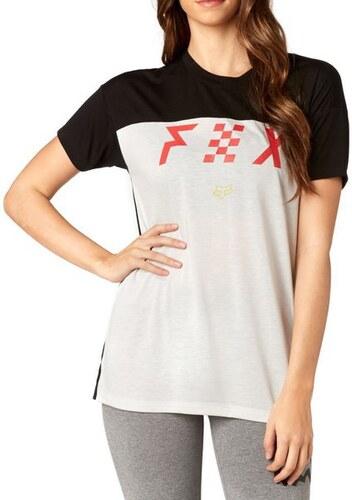 6f53e1326314 Dámské tričko Fox RODKA SS TOP C GRY L - Glami.cz
