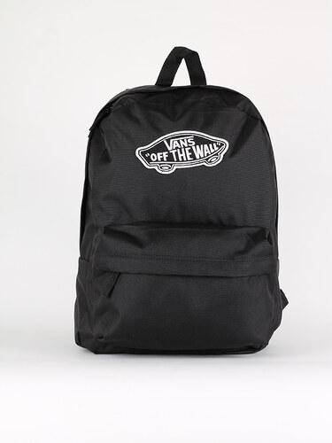 1e9aec2a453 Batoh Vans Wm Realm Backpack Black - Glami.cz