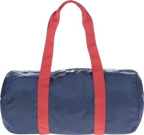 ea2d8e8e03 Tmavomodrá skladacia cestovná taška Herschel Heritage Duffle 22 l ...