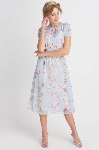 92a73c9e2e84 Orsay Dlouhé letní květované šaty - Glami.cz