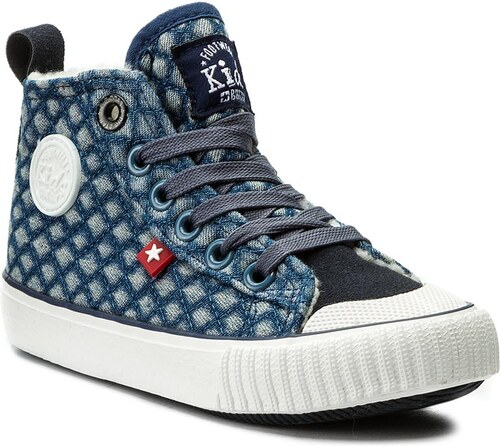 Bokacipő BIG STAR - Y374043 Blue - Glami.hu 9cc8b48874