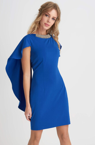 a513bc3b09de Orsay Puzdrové šaty so širokými rukávmi - Glami.sk