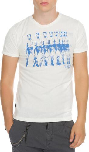 Férfi Pepe Jeans Elvises Póló Fehér - Glami.hu 2c72b76fd8