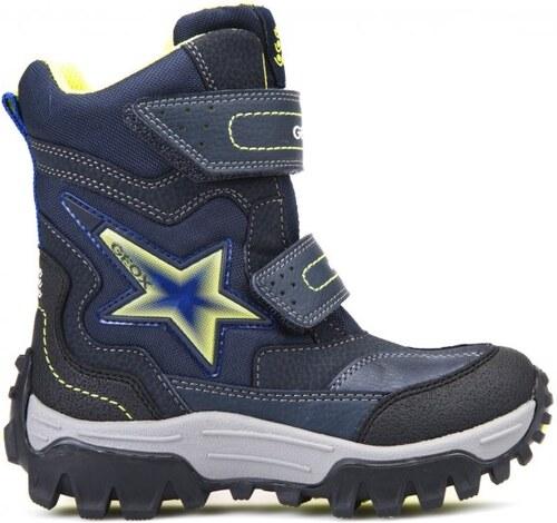 Geox chlapecké zimní boty LT Himalaya 30 modrá - Glami.cz d869e30c88