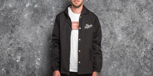 The Hundreds Slant Tail Hooded Jacket Black - Glami.cz a7189a2d9d7