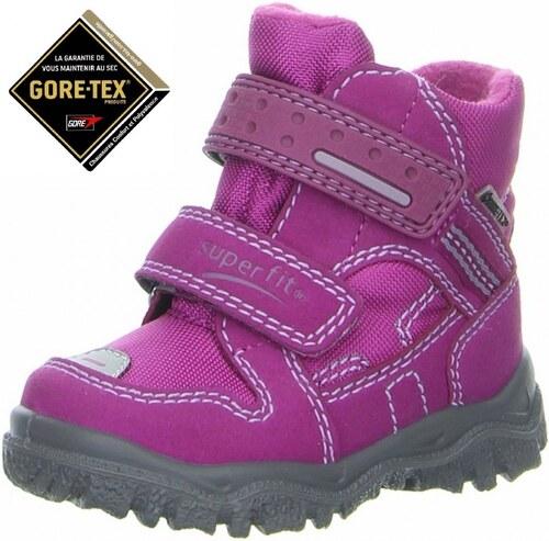 906c6286483 SUPERFIT Zimní dětské boty Superfit