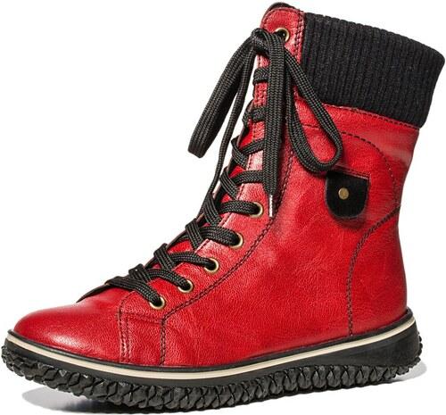 4fcf5f945a3 Dámské boty RIEKER Dámské zimní boty RIEKER