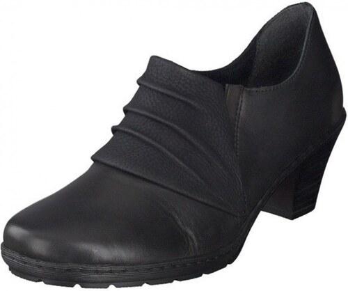Dámské boty RIEKER Dámské podzimní boty RIEKER be48a4a548