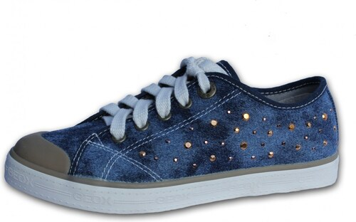GEOX Celoroční dětské boty GEOX - tenisky 173be938e7