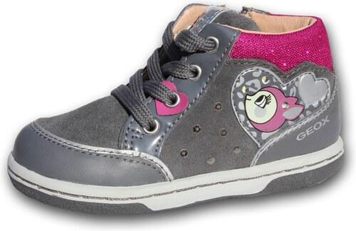 GEOX Celoroční dětské boty GEOX 30175b5d7e