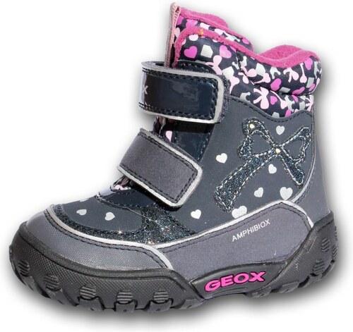 5faac2509db GEOX Zimní dětské boty GEOX