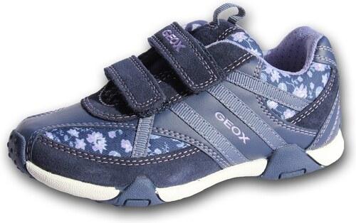 GEOX Celoroční dívčí boty GEOX f80568d88d