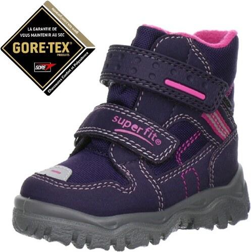 SUPERFIT Zimní dětské boty 473db24c7f