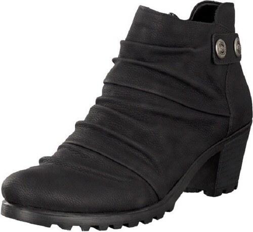 Dámské boty RIEKER Dámské kotníkové boty 318b6ed721