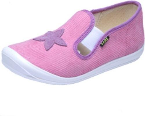 3bfcabd8d00 dětské boty FARE Bačkůrky
