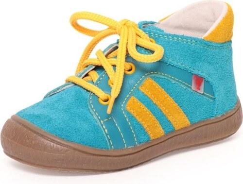 f743193340 RAK Celoroční celokožené boty